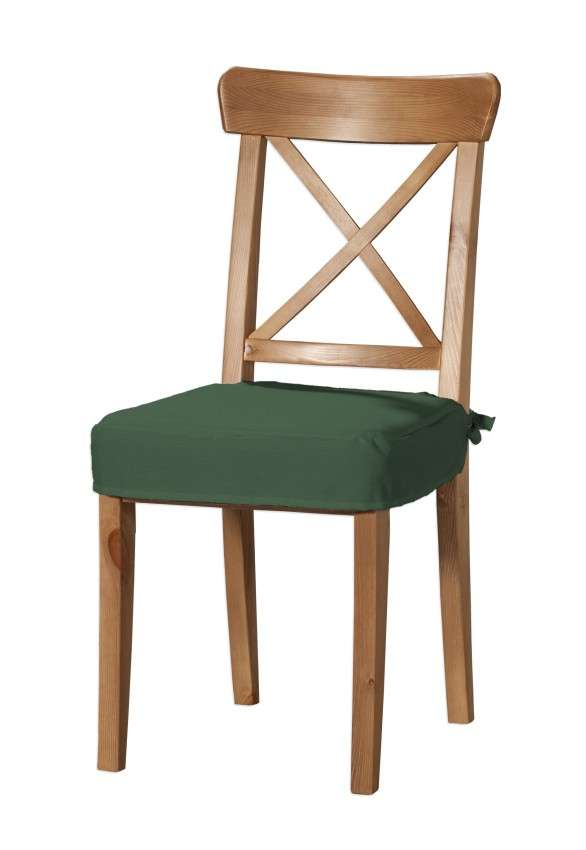 Sitzkissen geeignet für das Ikea Modell Ingolf  Modell Inglof von der Kollektion Cotton Panama, Stoff: 702-06