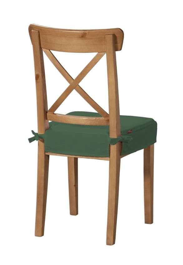 Siedzisko na krzesło Ingolf krzesło Inglof w kolekcji Cotton Panama, tkanina: 702-06