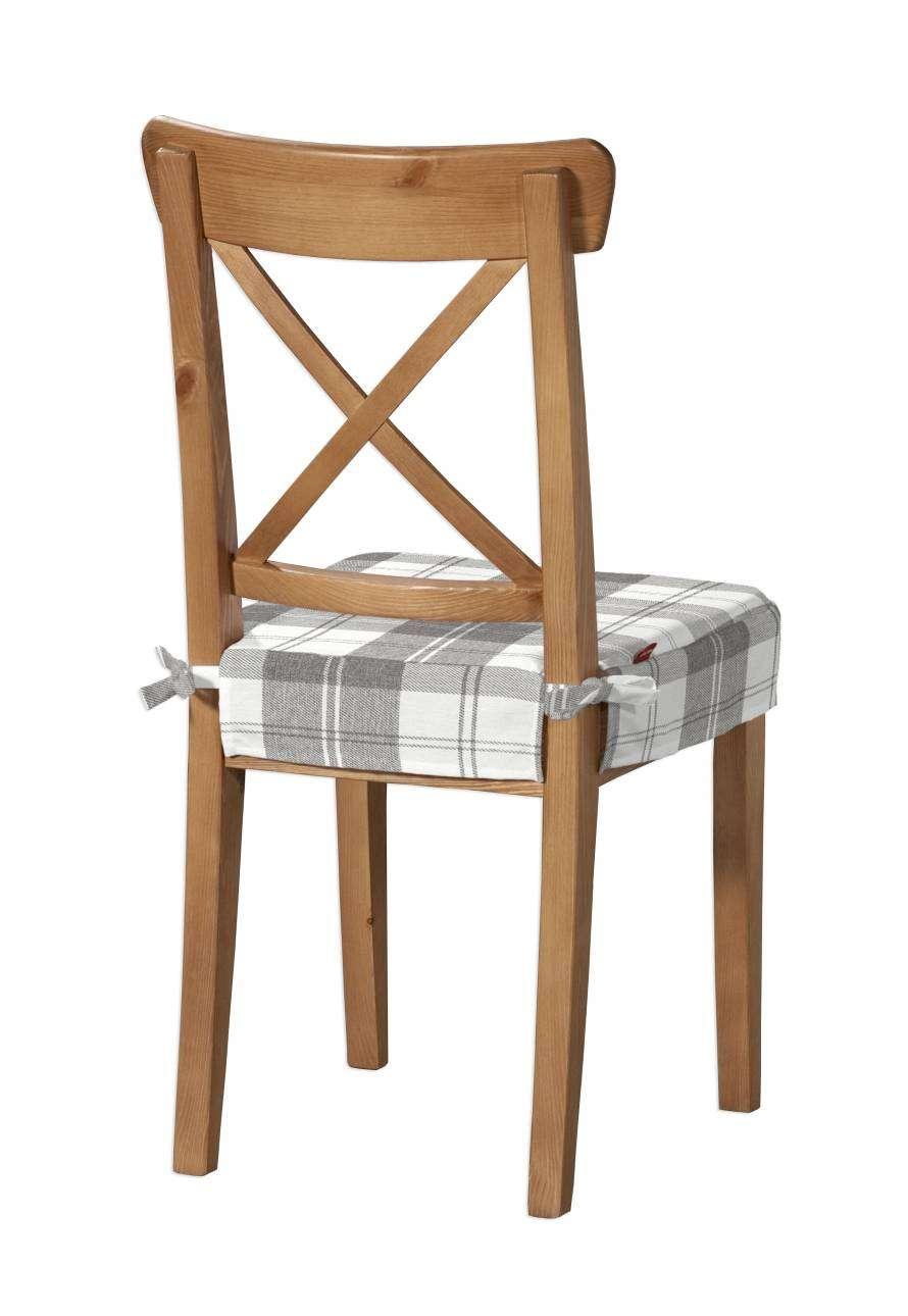 Siedzisko na krzesło Ingolf krzesło Inglof w kolekcji Edinburgh, tkanina: 115-79