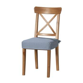 Sitzkissen geeignet für das Ikea Modell Ingolf  Modell Inglof von der Kollektion Chenille , Stoff: 702-13