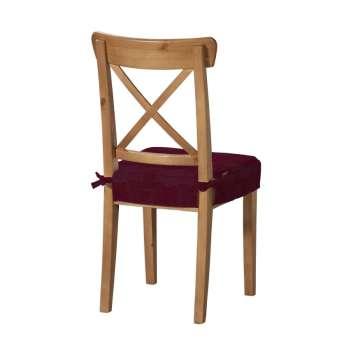 Sitzkissen geeignet für das Ikea Modell Ingolf  Modell Inglof von der Kollektion Chenille , Stoff: 702-19