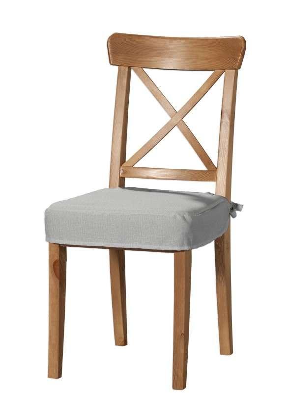 Sitzkissen geeignet für das Ikea Modell Ingolf  Modell Inglof von der Kollektion Chenille , Stoff: 702-23
