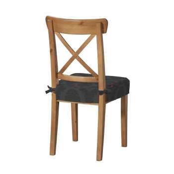 Sitzkissen geeignet für das Ikea Modell Ingolf  Modell Inglof von der Kollektion Damasco, Stoff: 613-32