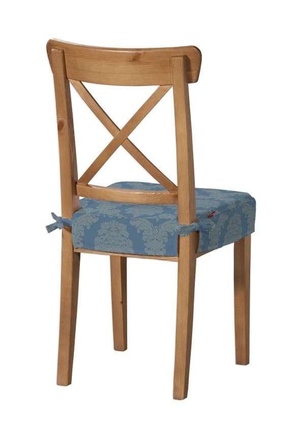 Siedzisko na krzesło Ingolf krzesło Inglof w kolekcji Damasco, tkanina: 613-67