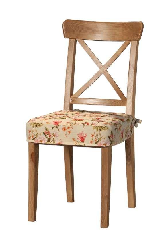 Siedzisko na krzesło Ingolf krzesło Inglof w kolekcji Londres, tkanina: 123-05