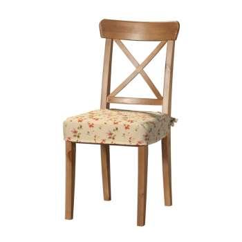 Siedzisko na krzesło Ingolf krzesło Inglof w kolekcji Londres, tkanina: 124-05