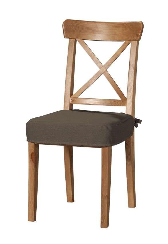 Sedák na stoličku Ingolf V kolekcii Etna, tkanina: 705-08