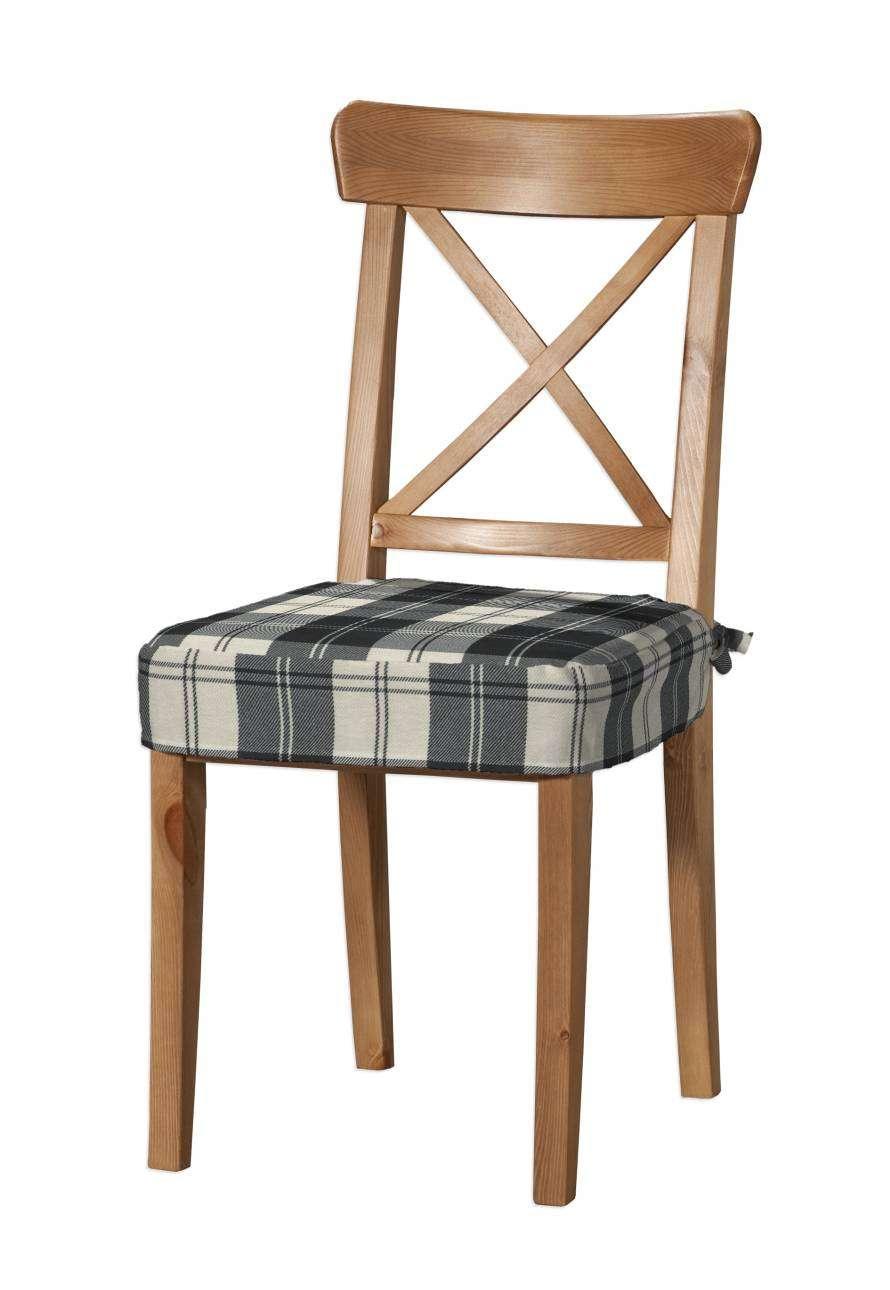 Siedzisko na krzesło Ingolf krzesło Inglof w kolekcji Edinburgh, tkanina: 115-74