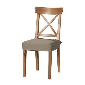 Siedzisko na krzesło Ingolf krzesło Inglof w kolekcji Cotton Panama, tkanina: 702-28