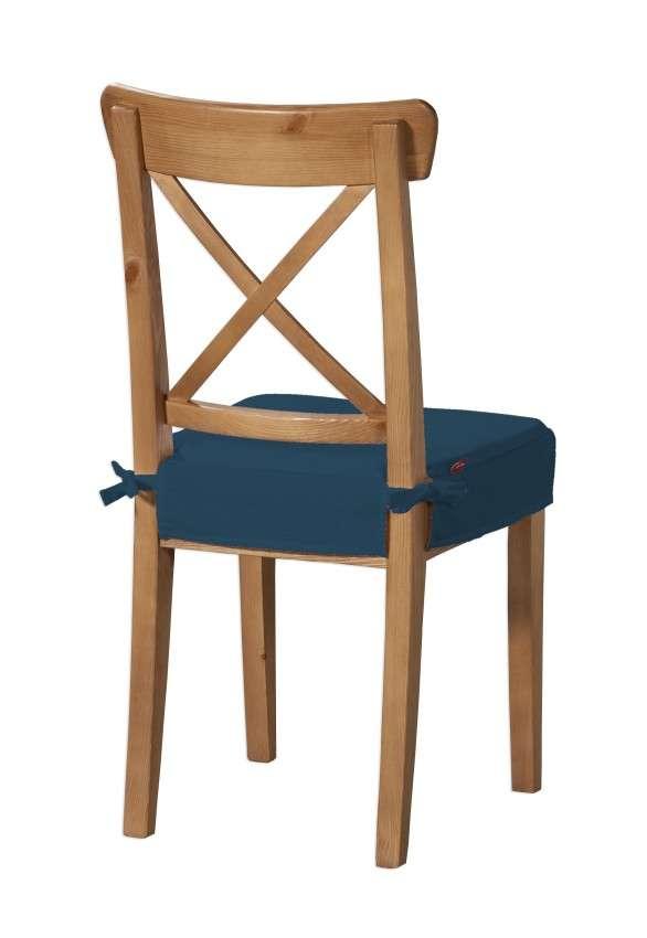 Sitzkissen geeignet für das Ikea Modell Ingolf  Modell Inglof von der Kollektion Cotton Panama, Stoff: 702-30