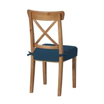 Siedzisko na krzesło Ingolf krzesło Inglof w kolekcji Cotton Panama, tkanina: 702-30