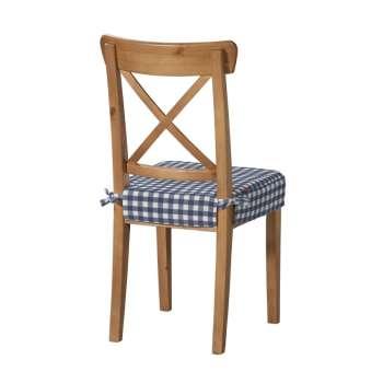 Siedzisko na krzesło Ingolf krzesło Inglof w kolekcji Quadro, tkanina: 136-01