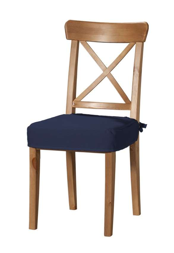 Sedák na stoličku Ingolf V kolekcii Quadro, tkanina: 136-04