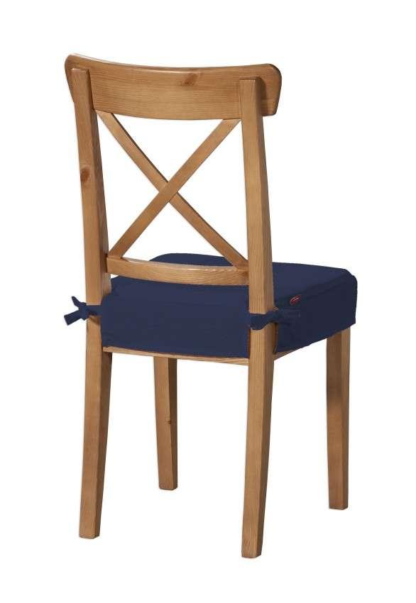Siedzisko na krzesło Ingolf krzesło Inglof w kolekcji Quadro, tkanina: 136-04