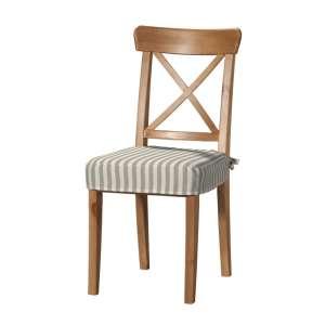 Siedzisko na krzesło Ingolf krzesło Inglof w kolekcji Quadro, tkanina: 136-07