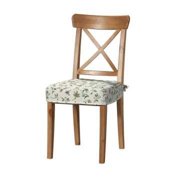 Siedzisko na krzesło Ingolf krzesło Inglof w kolekcji Londres, tkanina: 122-02