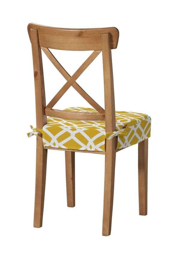 Siedzisko na krzesło Ingolf krzesło Inglof w kolekcji Comics, tkanina: 135-09