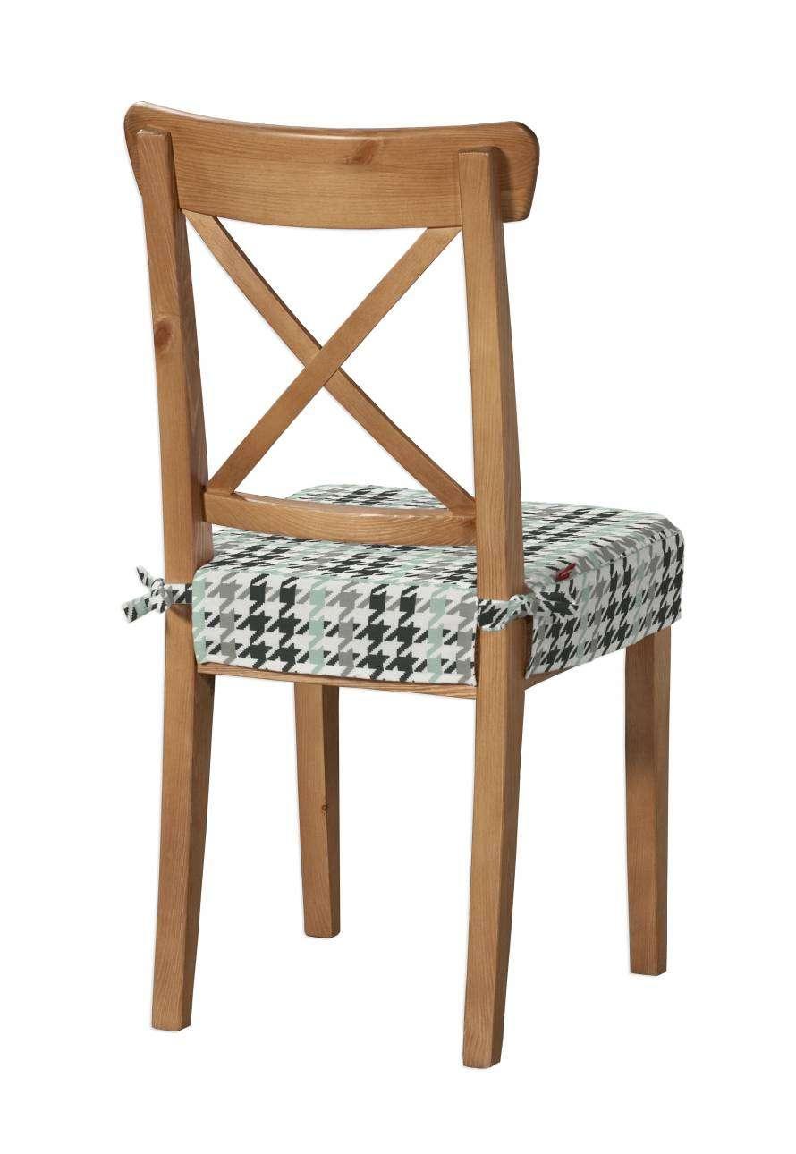 Siedzisko na krzesło Ingolf krzesło Inglof w kolekcji Brooklyn, tkanina: 137-77