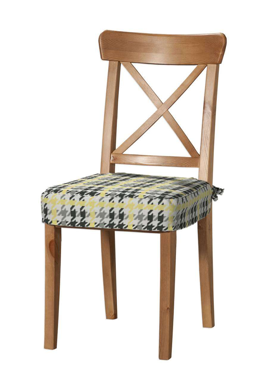 Ingolf kėdės užvalkalas Ingolf kėdė kolekcijoje Brooklyn, audinys: 137-79