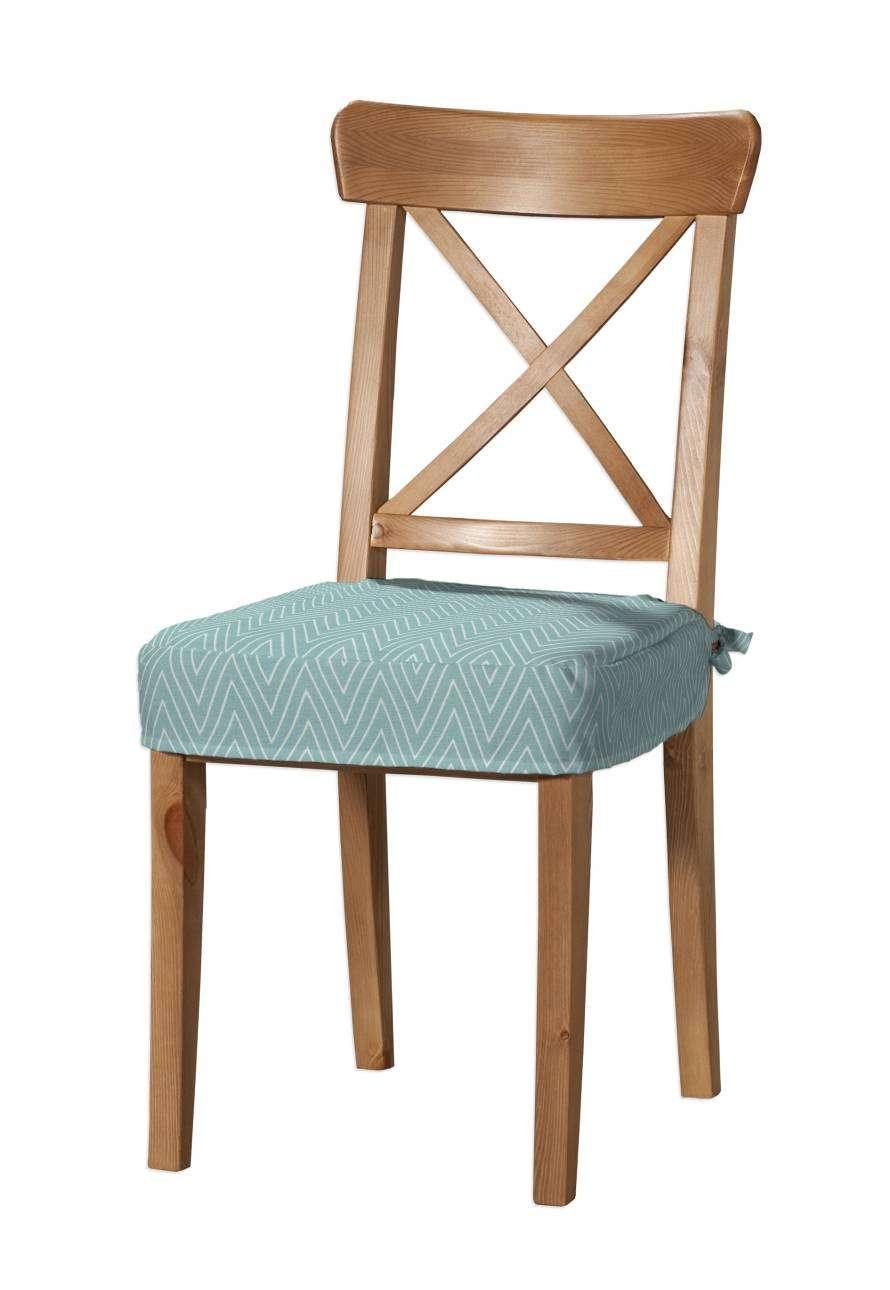 Siedzisko na krzesło Ingolf krzesło Inglof w kolekcji Brooklyn, tkanina: 137-90