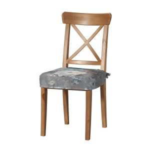 Sitzkissen geeignet für das Ikea Modell Ingolf  Modell Inglof von der Kollektion Monet, Stoff: 137-81