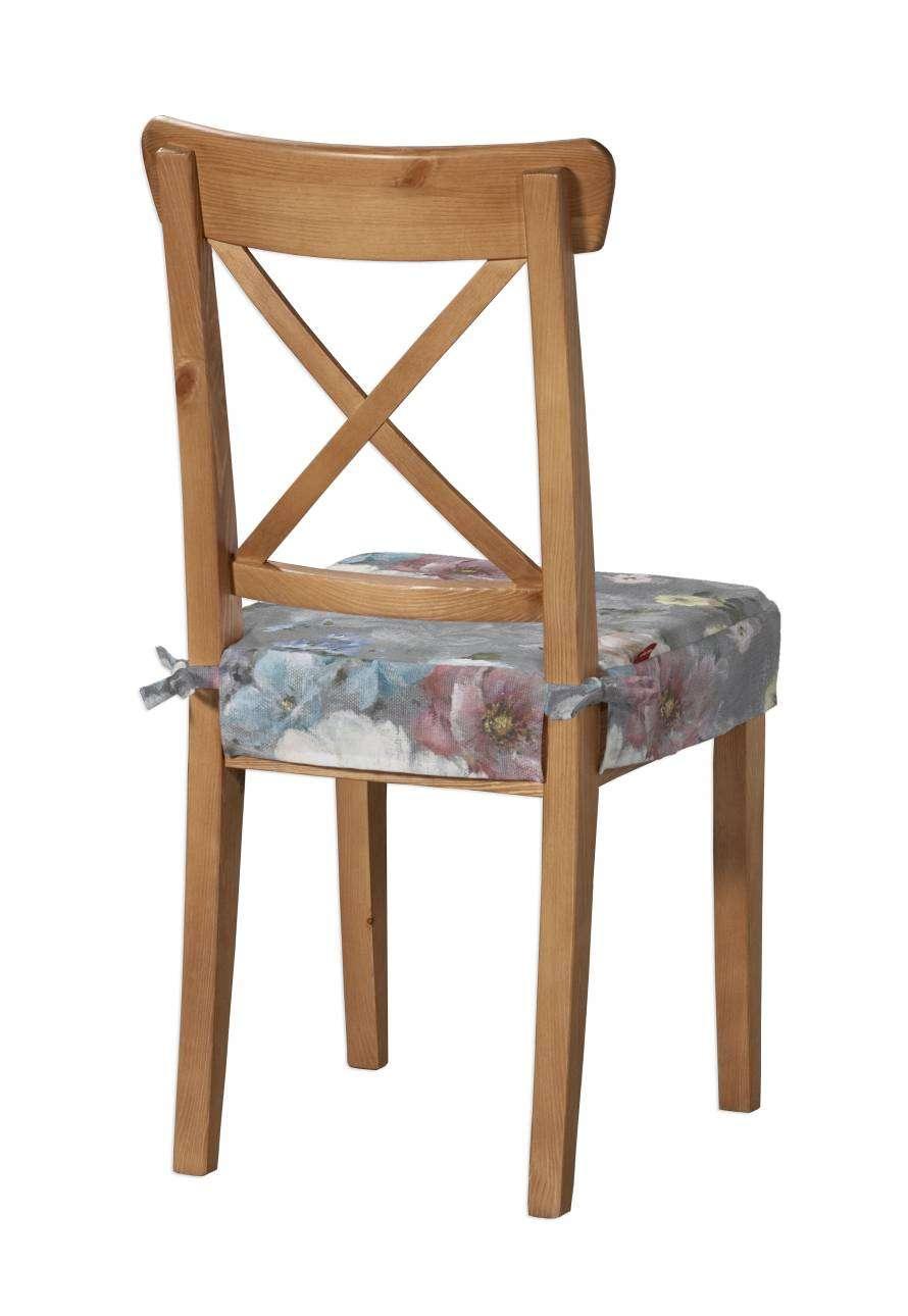 Siedzisko na krzesło Ingolf krzesło Inglof w kolekcji Monet, tkanina: 137-81