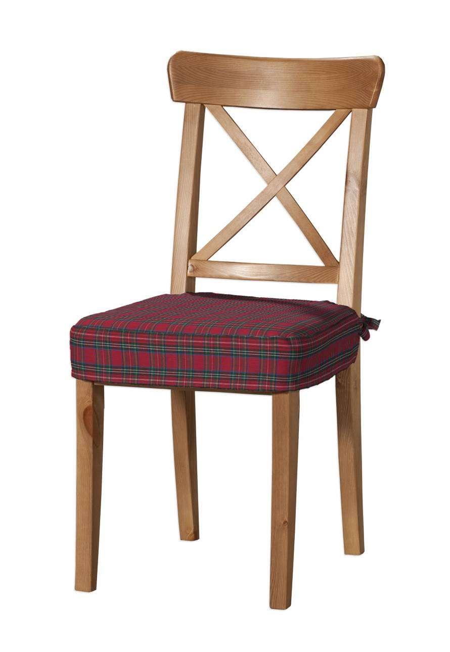 Siedzisko na krzesło Ingolf krzesło Inglof w kolekcji Bristol, tkanina: 126-29