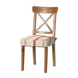 Siedzisko na krzesło Ingolf krzesło Inglof w kolekcji Avinon, tkanina: 131-15