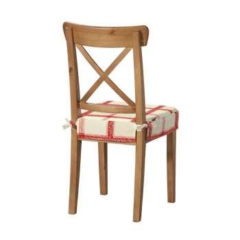 Sitzkissen geeignet für das Ikea Modell Ingolf  Modell Inglof von der Kollektion Avinon, Stoff: 131-15