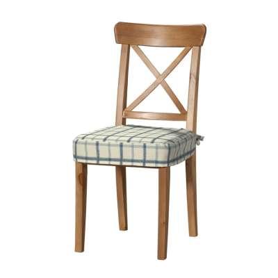 Siedzisko na krzesło Ingolf w kolekcji Avinon, tkanina: 131-66