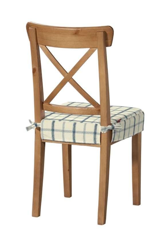 Sitzkissen geeignet für das Ikea Modell Ingolf  Modell Inglof von der Kollektion Avinon, Stoff: 131-66