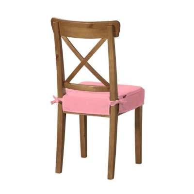 Siedzisko na krzesło Ingolf 133-62 brudny róż Kolekcja Loneta