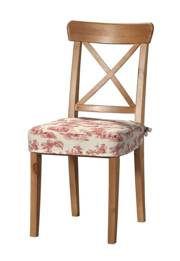 Ingolf kėdės užvalkalas Ingolf kėdė kolekcijoje Avinon, audinys: 132-15