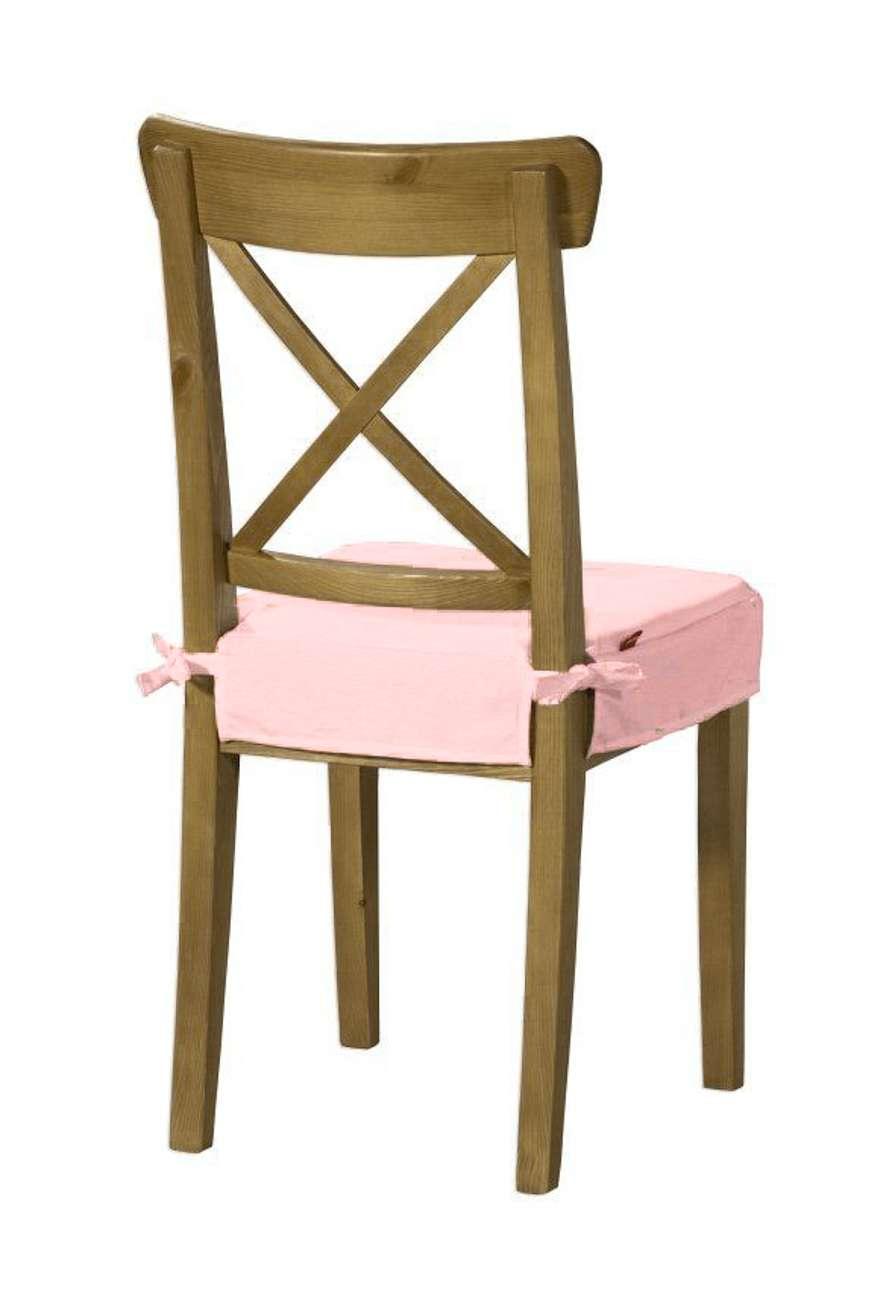 Siedzisko na krzesło Ingolf w kolekcji Loneta, tkanina: 133-39