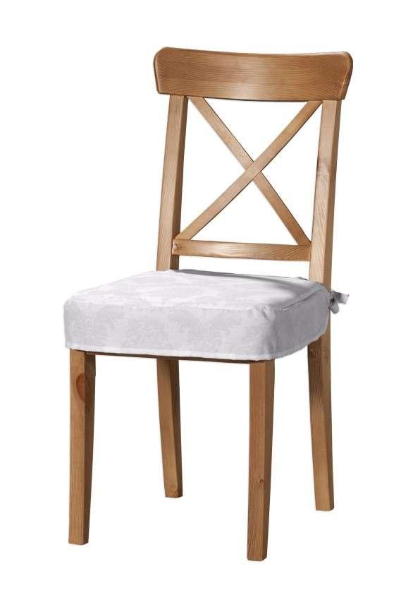 Siedzisko na krzesło Ingolf krzesło Inglof w kolekcji Damasco, tkanina: 613-00