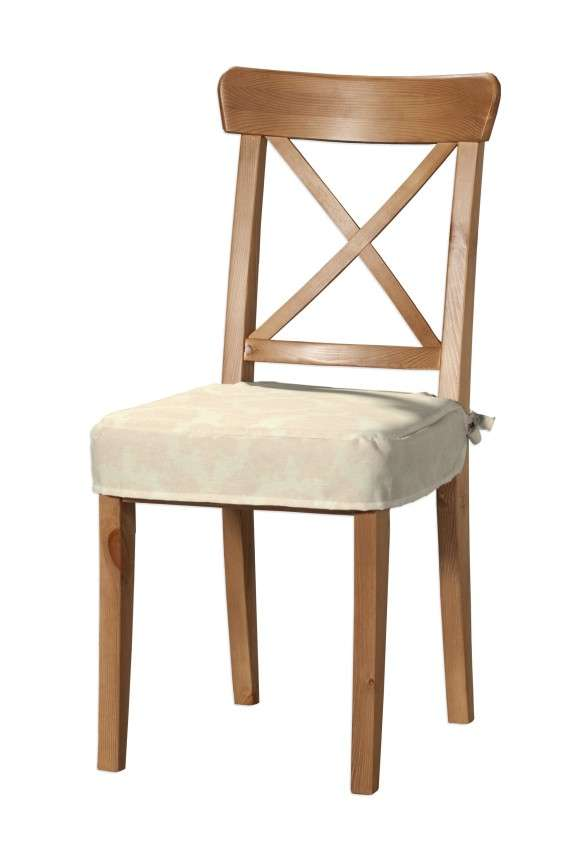 Siedzisko na krzesło Ingolf krzesło Inglof w kolekcji Damasco, tkanina: 613-01