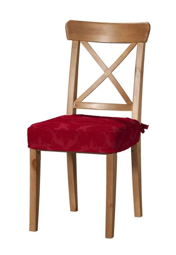 Sitzkissen geeignet für das Ikea Modell Ingolf  Modell Inglof von der Kollektion Damasco, Stoff: 613-13