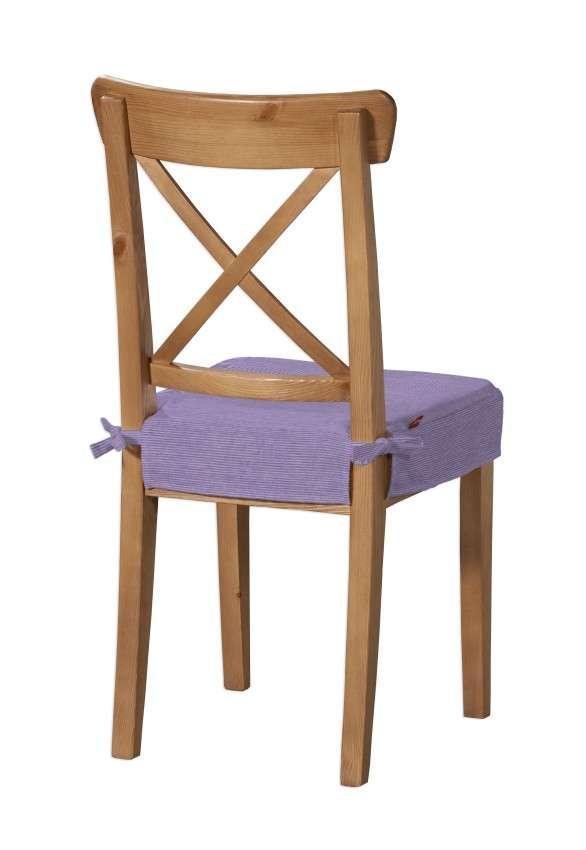 Sedák na stoličku Ingolf V kolekcii Jupiter, tkanina: 127-74
