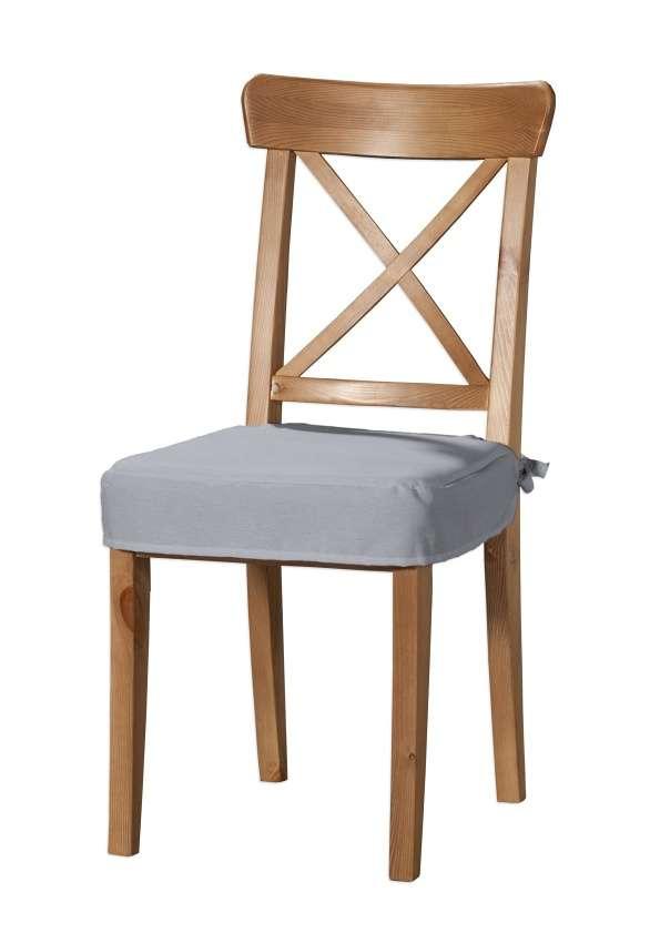 Sedák na stoličku Ingolf V kolekcii Jupiter, tkanina: 127-92