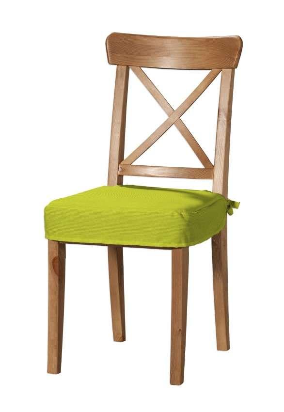 Sedák na stoličku Ingolf V kolekcii Jupiter, tkanina: 127-50