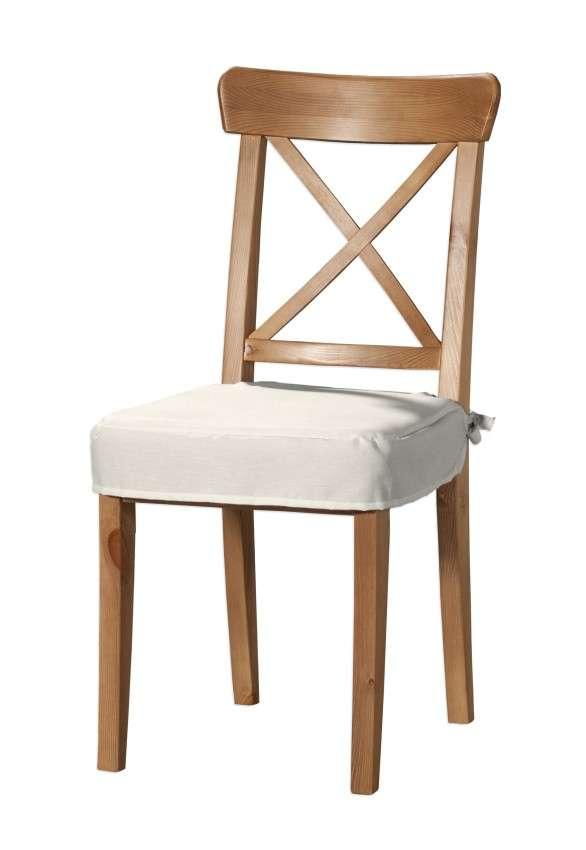Sedák na stoličku Ingolf V kolekcii Jupiter, tkanina: 127-00