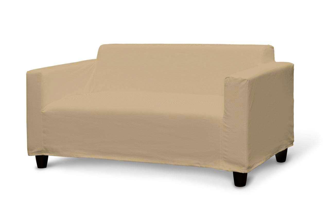 Pokrowiec na sofę Klobo sofa Klobo w kolekcji Cotton Panama, tkanina: 702-01
