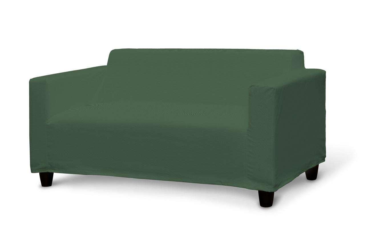Klobo Sofabezug, waldgrün, Klobo, Cotton Panama