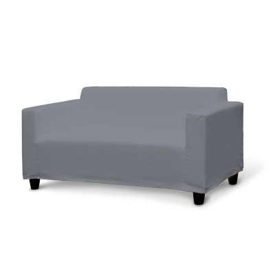 Pokrowiec na sofę Klobo w kolekcji Cotton Panama, tkanina: 702-07