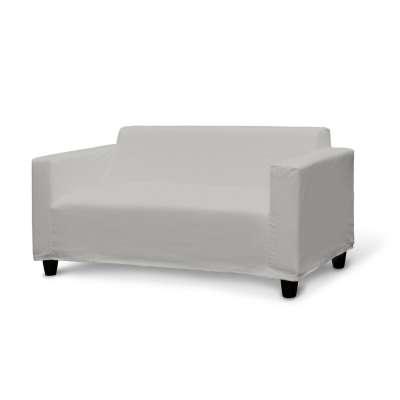 Poťah na sedačku Klobo 705-90 svetlo - šedá Kolekcia Etna
