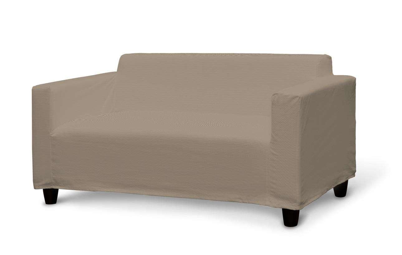 Pokrowiec na sofę Klobo sofa Klobo w kolekcji Cotton Panama, tkanina: 702-28