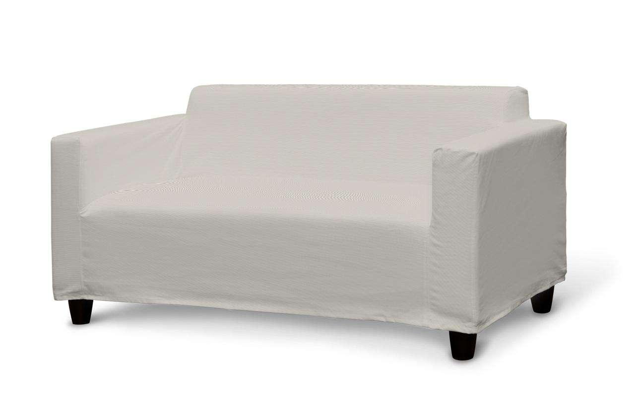 IKEA KLOBO sofos užvalkalas  IKEA KLOBO sofos užvalkalas kolekcijoje Cotton Panama, audinys: 702-31