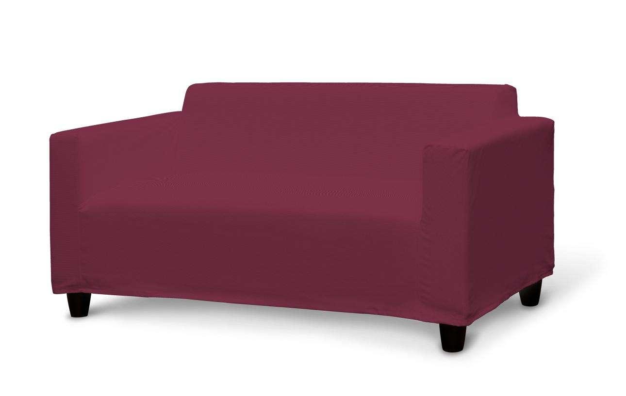 IKEA KLOBO sofos užvalkalas  IKEA KLOBO sofos užvalkalas kolekcijoje Cotton Panama, audinys: 702-32