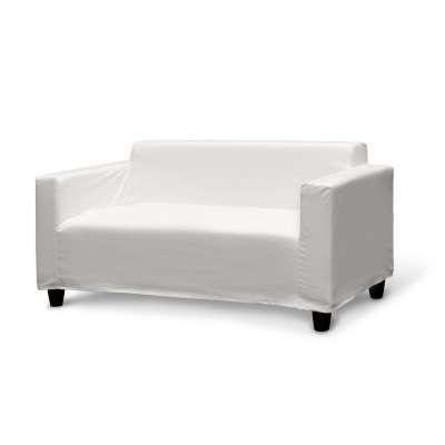 Pokrowiec na sofę Klobo w kolekcji Cotton Panama, tkanina: 702-34