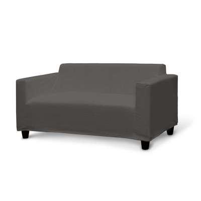 Poťah na sedačku Klobo 161-16 tmavo - sivá Kolekcia Living 2